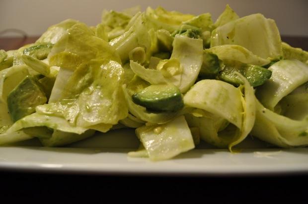 Barefoot Contessa Endive Avocado Salad Andrea Reiser