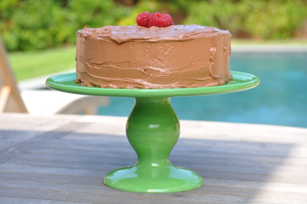 Beatty S Chocolate Cake