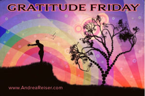 Gratitude Friday Logo