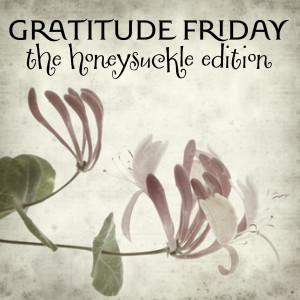 Grat Friday - Honeysuckle