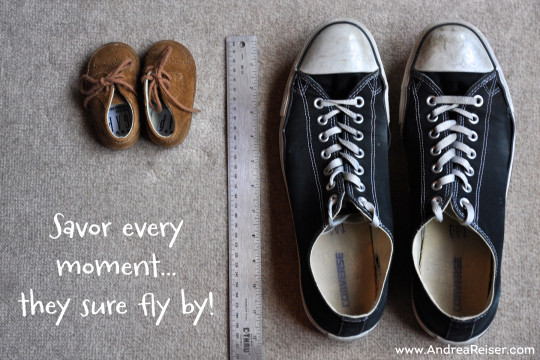 Savor every moment with SHOES