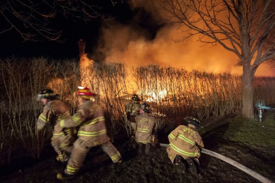 Photo credit: Michael Heller/East Hampton Fire Dept.