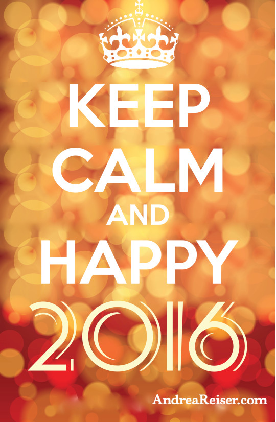 Keep Calm and Happy 2016